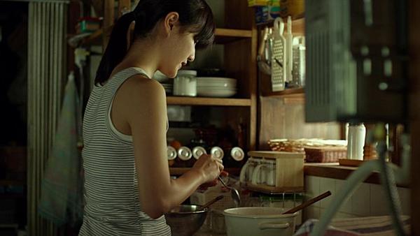 Ichiko cảm nhận hạnh phúc đến từ những điều giản đơn.
