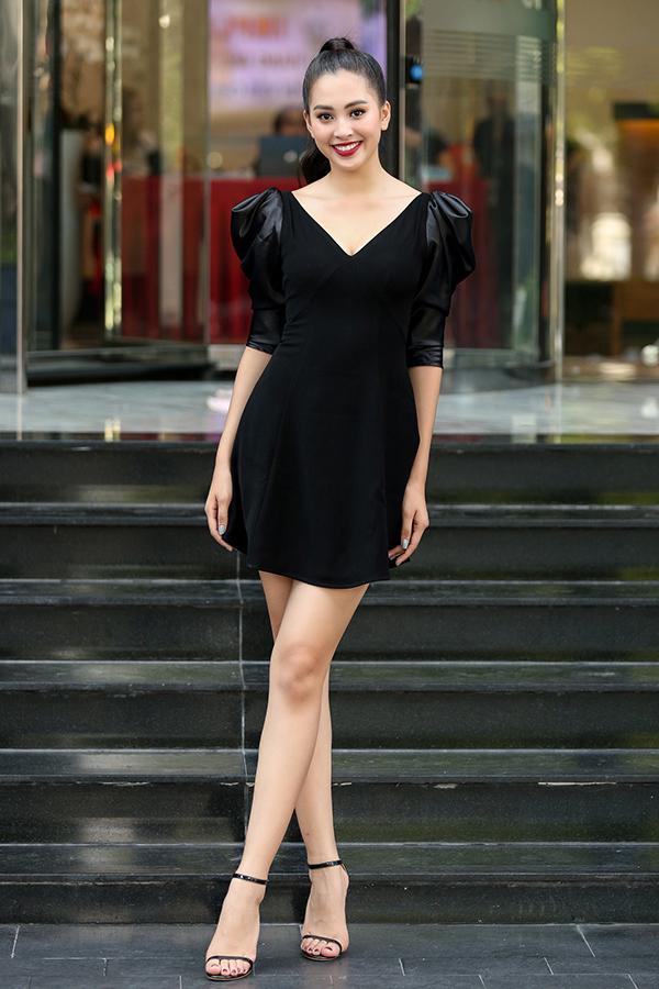 <p> Trong vai trò là đại sứ cuộc thi, Hoa hậu Tiểu Vy mang trọng trách quảng bá và truyền tải thông điệp đến các thí sinh.</p>