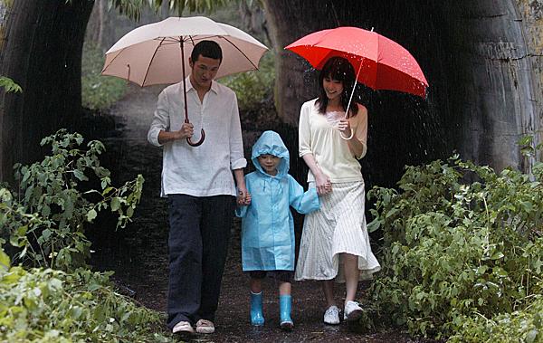Hành trình tìm lại mẹ của hai bố con Yuji.