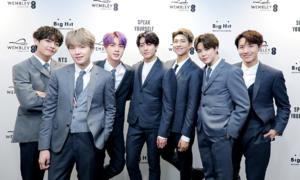 BTS: 'Chúng tôi không thể so sánh được với The Beatles'
