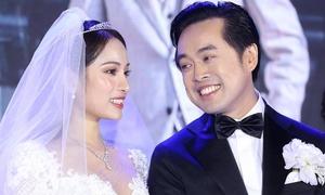 Dương Khắc Linh nhắn Sara Lưu: 'Sóng gió chỉ làm chúng ta yêu nhau nhiều hơn'