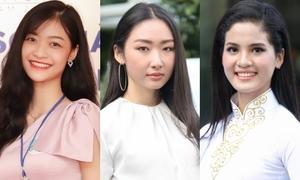 Hoa khôi các trường đại học đua nhau thi Hoa hậu Thế giới Việt Nam