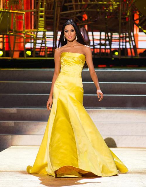 Ariella Arida (Philippines) - Á hậu 3 Miss Universe 2013.