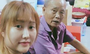 Phi Thanh Vân áy náy vì không kịp nhìn mặt cha lần cuối
