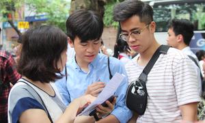 Đề thi Sử vào lớp 10 tại Hà Nội dễ, nhiều thí sinh làm thừa thời gian