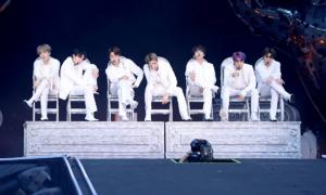 Doanh thu 'khủng' của BTS sau concert tại SVĐ Wembley