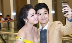 Khoảnh khắc tình cảm của vợ chồng Nhật Kim Anh trước ly hôn