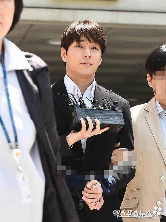 Choi Jong Hoon bị bắt tạm giam sau khi có dấu chuyện bỏ trốn, tiêu hủy bằng chứng.
