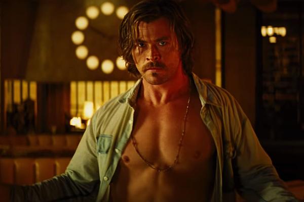 Anh chàng có vai diễn tay trùm giáo phái cực ấn tượng trong Bad Times in El Royale.