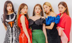'Nữ hoàng mùa hè' Red Velvet tung 'thính' comeback