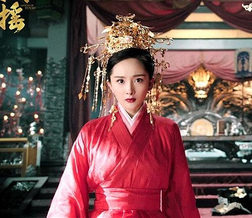 Đoán phim cổ trang Hoa ngữ qua trang phục cô dâu - 9