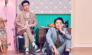 EXO công bố nhóm nhỏ mới gồm 2 mỹ nam siêu hot nhưng chẳng ai... bất ngờ