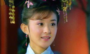 3 phim truyền hình bị chê dở nhất của Triệu Lệ Dĩnh