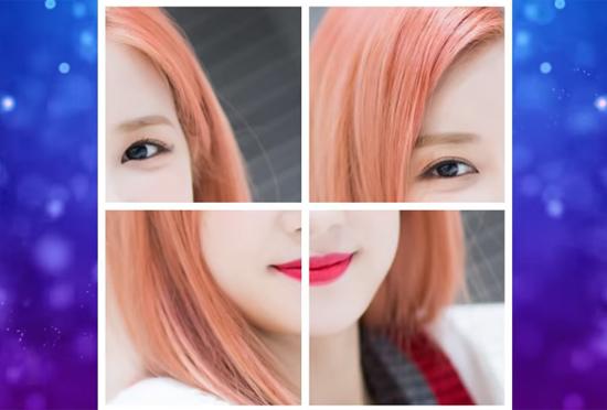 Trộn 4 mảnh ghép lộn xộn, bạn có biết đó là idol Kpop nào? (3) - 5