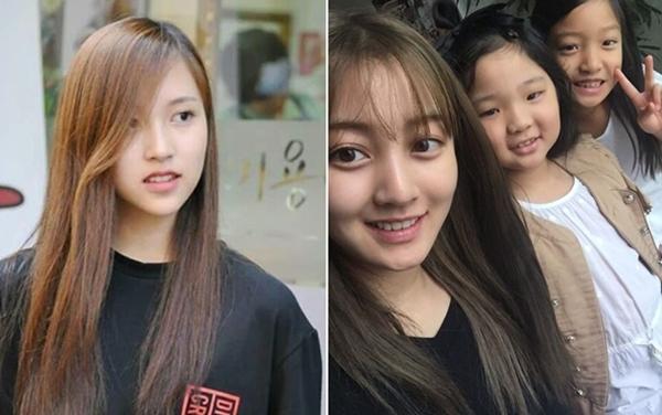 Các thành viên Twice cũng nhận nhiều lời khen khi để mặt mộc. Mina, Ji Hyo đáng yêu ngay cả khi không trang điểm.