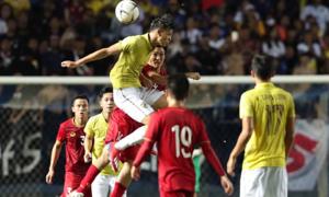 Cầu thủ Thái được bình chọn hay nhất trận Việt Nam - Thái Lan dù thua cuộc