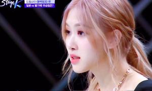 Báo Hàn ca ngợi nhan sắc 'siêu thực' của Rosé (Black Pink)