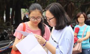 Đáp án chính thức các môn thi vào lớp 10 tại TP HCM
