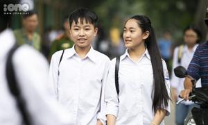 Đáp án chính thức các môn thi vào lớp 10 tại Hà Nội