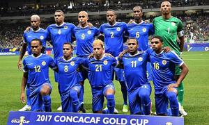 Curacao - đội bóng hơn Việt Nam 15 bậc trên BXH FIFA