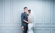 'Hot boy đấu kiếm' Vũ Thành An khoe ảnh cưới bên cô dâu xinh đẹp