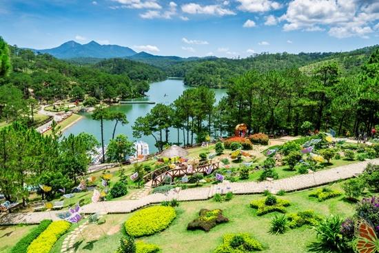 Nhìn cảnh đẹp đoán thành phố của Việt Nam (2) - 1