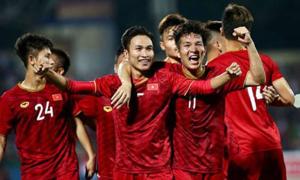 U23 Việt Nam đánh bại U23 Myanmar với tỷ số 2-0