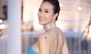 Phương Mai: 'Chồng tôi có học thức, tài năng nhưng sống rất bình dị'