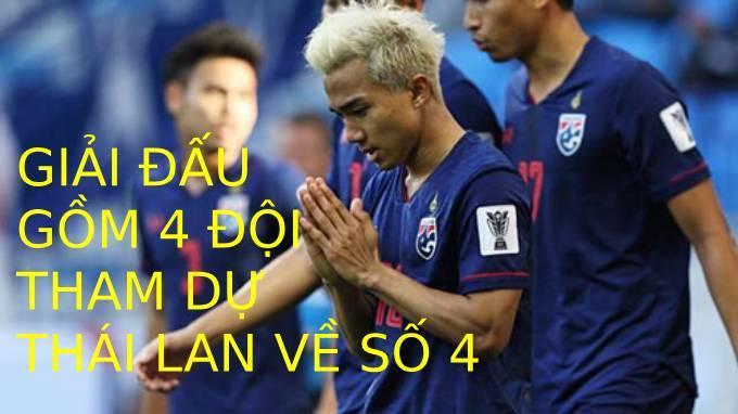 <p> Thái Lan trắng tay tại King's Cup.</p>