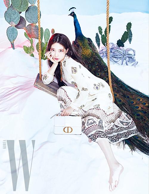 Kể từ ngày rời JYP, Suzy liên tục được bung lụa - 7