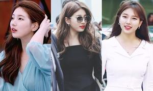 Kể từ ngày rời JYP, Suzy liên tục được 'bung lụa'