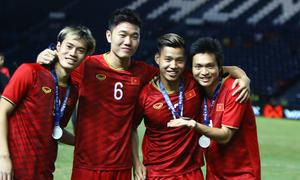Tuyển Việt Nam rời sân với tư thế ngẩng cao đầu sau King's Cup