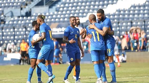 Các cầu thủ Curacao hầu hết đều thi đấu ở nước ngoài. Ảnh: Fox Sports.