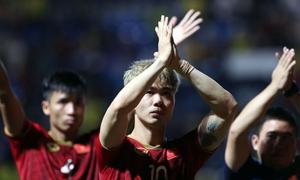 Báo châu Á: ĐT Việt Nam chơi không sợ hãi trước đối thủ mạnh