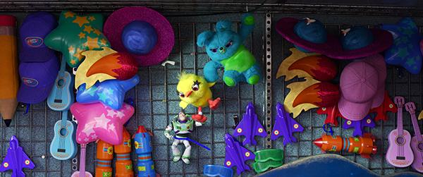 Dàn nhân vật mới sẽ gia nhập thế giới đồ chơi trong Toy Story phần 4 - 2