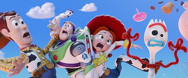Dàn nhân vật mới sẽ gia nhập thế giới đồ chơi trong Toy Story phần 4 - 4
