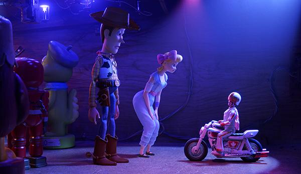 Dàn nhân vật mới sẽ gia nhập thế giới đồ chơi trong Toy Story phần 4 - 3