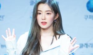 Irene - 'nữ thần' chăm diện áo sơ mi nhất Kbiz