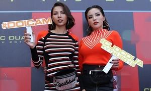 Minh Triệu: 'Tôi và Kỳ Duyên cãi nhau banh chành trong 'Cuộc đua kỳ thú 2019'