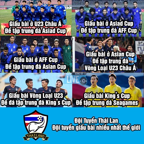 Giải Kings Cup tệ nhất lịch sử Thái Lan trở thành cảm hứng cho bình luận hài hước - 1