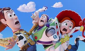 Dàn nhân vật mới gia nhập thế giới đồ chơi trong 'Toy Story' phần 4
