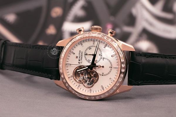 Boss Luxury cung cấp đồng hồ Zenith chính hãng - 1