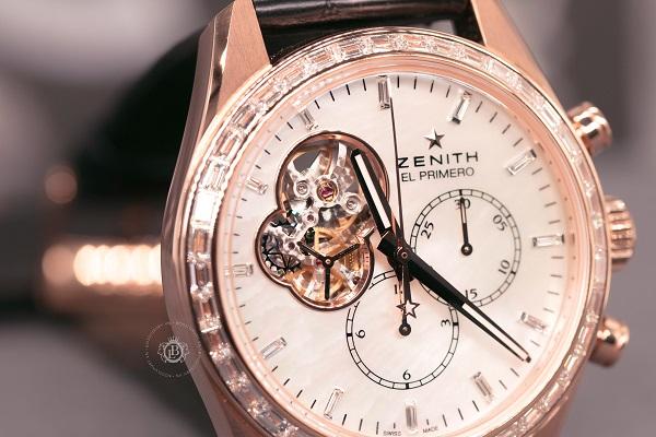 Boss Luxury cung cấp đồng hồ Zenith chính hãng - 2