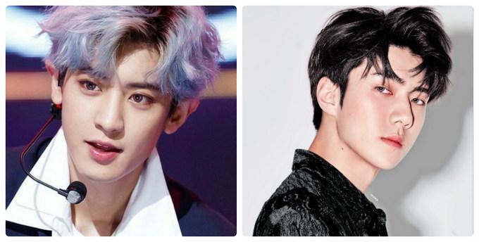 <p> Vị trí visual của EXO là đề tài tranh cãi bất tận của người hâm mộ. Khi mới debut, Chan Yeol (trái) được công ty ưu ái cho vị trí đại diện nhan sắc của nhóm. Se Hun lại chiếm được cảm tình của các fan nhờ vẻ ngoài lạnh lùng, sang chảnh, khí chất high fashion. Nam idol luôn có thứ hạng cao trong các bảng xếp hạng nhan sắc.</p>
