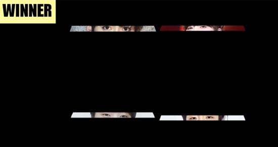 Tìm thành viên không thuộc nhóm nhạc Hàn qua đôi mắt