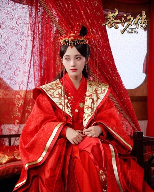 Đoán phim cổ trang Hoa ngữ qua trang phục cô dâu (2) - 3