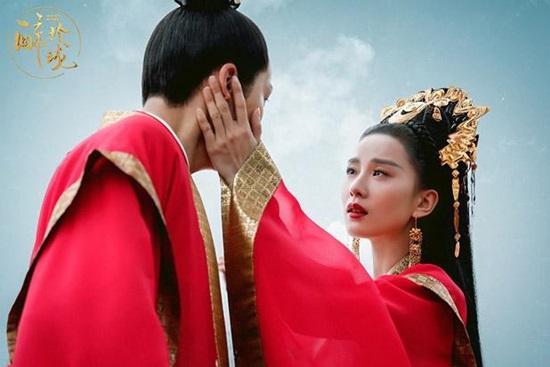Đoán phim cổ trang Hoa ngữ qua trang phục cô dâu (2) - 5