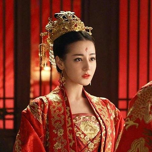 Đoán phim cổ trang Hoa ngữ qua trang phục cô dâu (2) - 7