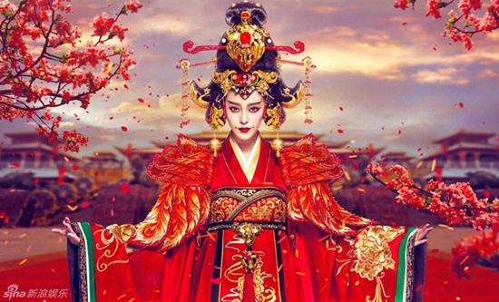 Đoán phim cổ trang Hoa ngữ qua trang phục cô dâu (2) - 8