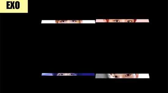 Tìm thành viên không thuộc nhóm nhạc Hàn qua đôi mắt - 8